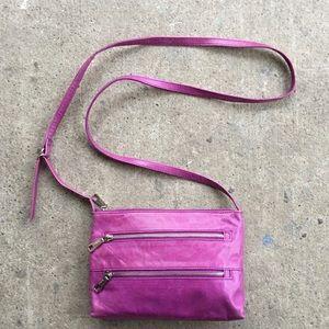 HOBO International | Lilac Leather Crossbody